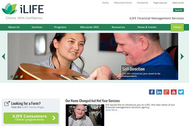 iLIFE, LLC is pleased to announce the launch of its new financial management services website iLIFE